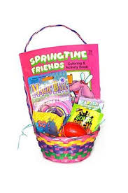 filled easter baskets easter basket filled easter egg hunt prizes gifts galore