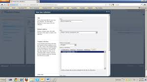 creating root site collection using custom blog site template in