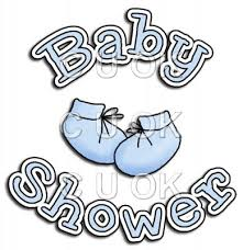 Baby Shower Clip Art Free - sports themed baby shower clipart cliparthut free clipart