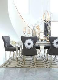 steve silver dining room sets steve silver nevada 7 piece dining set with ergonomic breuer