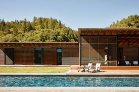 dreamy off grid escape rises in california wine country curbed