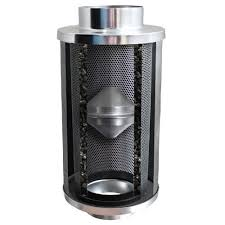 carbon filter fan for grow room marijuana odor control