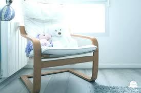 rocking chair chambre bébé rocking chair chambre bebe chaise a bascule allaitement fauteuil
