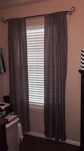Window Curtains At Walmart Mainstays Textured Solid Curtain Panel Walmart Com