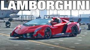Lamborghini Veneno Back View - lamborghini veneno roadster world premiere youtube