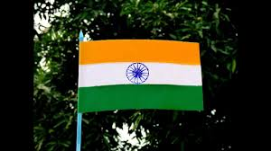 Indian Flag Standard Size How To Make Indian Flag Youtube