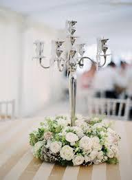 wedding candelabra centerpieces image result for flower arrangement table with candelabra