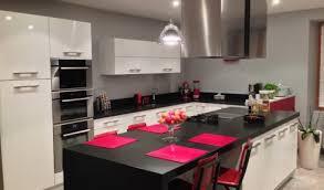 plan de cuisine avec ilot central modele de cuisine americaine avec ilot central mh home design