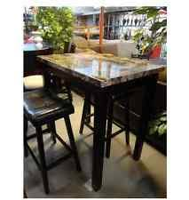 3 piece counter height table set counter height dining set ebay