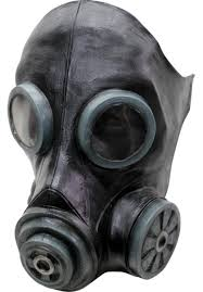 Halloween Costume Gas Mask Gas Mask Ref Apocalypse
