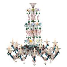 chandelier chandelier palm murano glass chandelier shop striulli vetri d u0027arte online