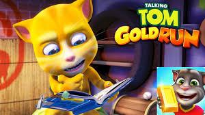 talking tom gold run mod apk v1 9 0 1134 unlimited currencies