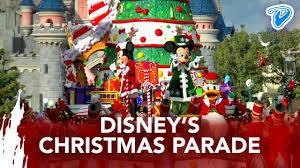 disney u0027s christmas parade disneyland paris la parade de noël