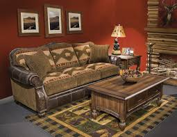 Pine Living Room Furniture Marshfield Furniture Pine Creek Leather Marshfield Furniture