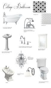 Mini Bidet Miami Bathroom Remodeling Cottage Bathroom Mood Board