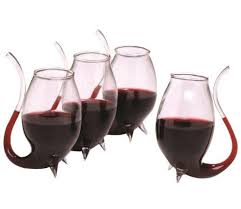 port sippers set 4 glass decanter gift boxed white red wine pipe