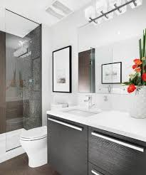 modern small bathroom design modern small bathroom trends 2018 create the optical illusion of