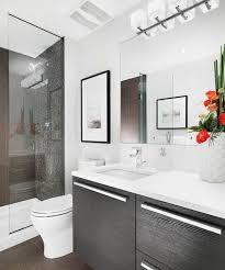 Modern Bathroom Trends Modern Small Bathroom Trends 2018 Create The Optical Illusion Of
