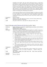 Data Analyst Sample Resume by Behavior Analyst Resume Contegri Com