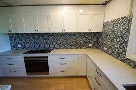 kitchen splashback designs kitchen splashback large tile seq tiling and cladding