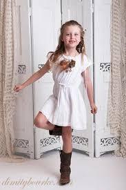 girls white cotton jersey dress i girls fashion i dimitybourke com