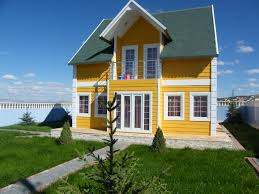 Colour Combination With Green Yellow Wall Exterior Paint Color Combinations With Small Windows