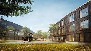 architektur visualisierungen neubau wohn und beschäftigungsheim mj2b architekten