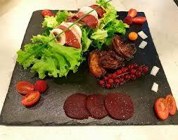 la table de cuisine hôtel restaurant la table de cluny andré de majencoules