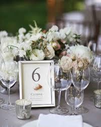 classic wedding table cards martha stewart weddings