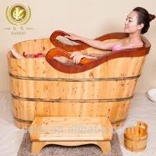 swan design healthy wooden mobile bathtub 52 inch bathtub buy 52