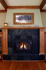 Arts And Crafts Living Room Ideas - decorating ideas minimalist indoor stone fireplace for living
