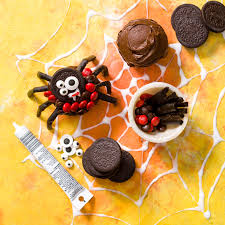 3 scary sweets to make for halloween