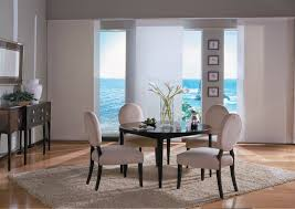 Dining Room Chairs With Rollers Motorized Roller Shades Dining Room Trends Motorized Roller