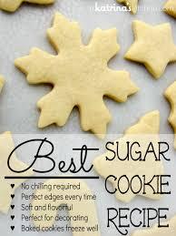 best sugar cookie recipe in katrina u0027s kitchen