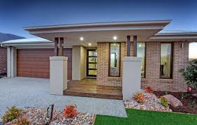 Single Story House Design Contemporary Single Story House Design House Design