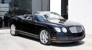 bentley continental mulliner 2009 bentley continental gtc mulliner edition stock 5950