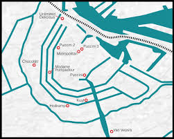 Map Of Amsterdam Amsterdam Chocolate Metrics U2013 Sweet Matter Physicist