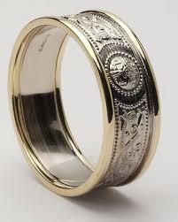 scottish wedding rings celtic wedding rings celtic rings warrior shield ring