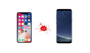 iphone x vs samsung galaxy s8 u2013 two epic phones compared know