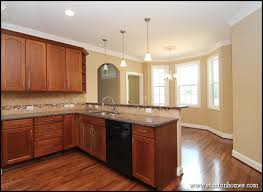 Kitchen Peninsula With Seating by Why Should You Eliminate The Kitchen Island Raleigh New Homes