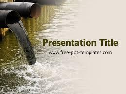 powerpoint templates free download ocean ocean pollution ppt templates free download free powerpoint