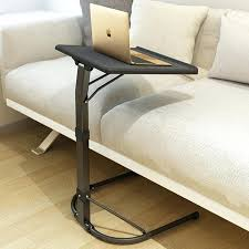 computer table for couch laptop table slides under couch modern coffee tables and accent tables