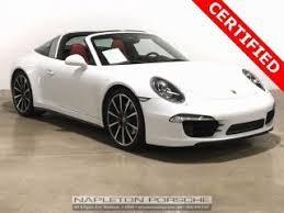 porsche 911 targa white white porsche 911 targa 4s for sale in