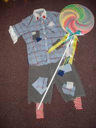 Lollipop Halloween Costume Wizard Oz Lollipop Kid Costume Christopiacreations