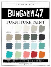 bungalow 47 furniture paint 20 colors antiques u0026 collectibles