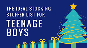 Ideas For Stocking Stuffers Stocking Stuffer Ideas For Teenage Boys Stuffers For Stockings