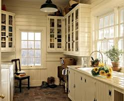 repurposed cabinets laundry room farmhouse with country