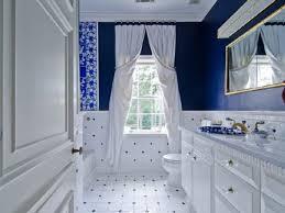 Navy And White Bathroom Ideas White Blue Bathroom Navy Blue And White Bathr 537 Pmap Info