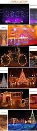 5m 50 led string light christmas decorating waterproof led