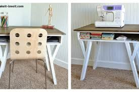 Diy Modern Desk Desk Archives Diy Home Tutorials
